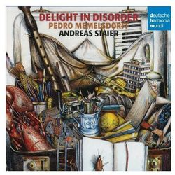 Delight In Disorder/English Music For Recorder And Harpsichord - Andreas Staier