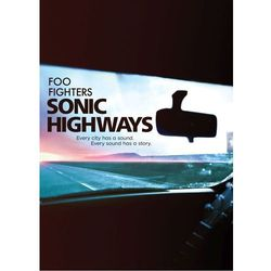 Sonic Highways (DVD) - Foo Fighters z kategorii Musicale