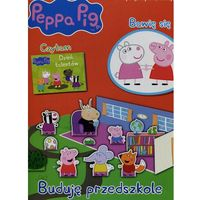 Buduję Przedszkole Świnka Peppa Bawię Się Czytam Buduję Tom 6 - Praca zbiorowa (9788379943432)