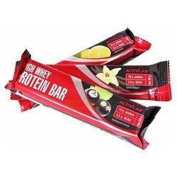 ActivLab High Whey Active Protein Bar 80g Wanilia - produkt z kategorii- Odżywki białkowe