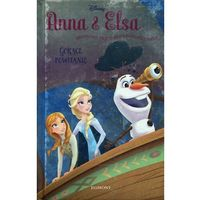 Anna i Elsa Gorące powitanie - Erica David (9788328111530)