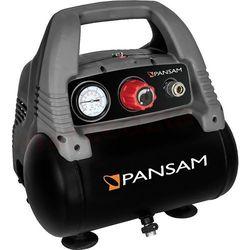 Kompresor bezolejowy PANSAM A077016 mini 6 litrów + DARMOWY TRANSPORT!