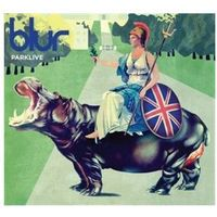 Blur - PARKLIVE (4CD + DVD CASEBOUND BOOK) - LIMITED