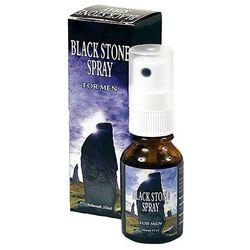 Cobeco pharma Cobeco black stone delay spray spray opóźniający wytrysk 15 ml, kategoria: opóźnianie wytry