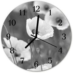 Zegar ścienny okrągły Maki