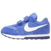 Nike Sportswear MD RUNNER 2 Tenisówki i Trampki comet blue/white/binary blue/black