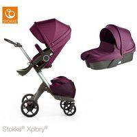 Stokke® Xplory Głęboko-Spacerowy 17 Purple