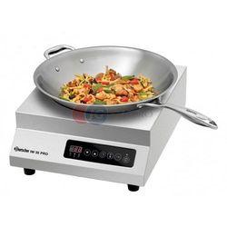 Zestaw wok indukcyjny + wok patelnia 3,5 kw  105833 marki Bartscher