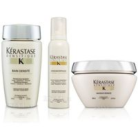 Kerastase Densifique Densite Zestaw | szampon 250ml + maska 200ml + pianka 150ml