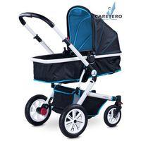 Wózek wielofunkcyjny CARETERO Compass blue