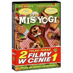 Scooby-Doo! Wyprawa po mape skarbow, Mis Yogi - produkt z kategorii- Pakiety filmowe