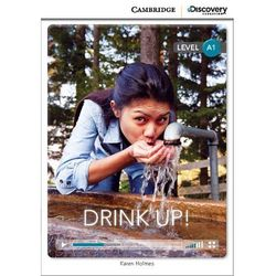 Drink Up! Cambridge Discovery Education Interactive Readers (z kodem), rok wydania (2014)