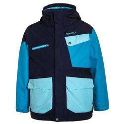 Marmot Space Walk Kurtka narciarska arctic navy/bahama blue z kategorii kurtki dla dzieci