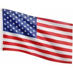 Flagmaster ® Flaga usa stanów zjednoczonych 120x80 cm na maszt - usa