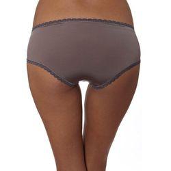 Calvin klein  Underwear SEDUCTIVE COMFORT Figi grey, fioletowa, max rozmiar: XL