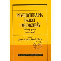 PSYCHOTERAPIA DZIECI I MŁODZIEŻY (oprawa miękka) (Książka), książka z kategorii Psychologia