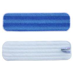 Mop rzepowy premium z mikrofazy niebieski marki Merida