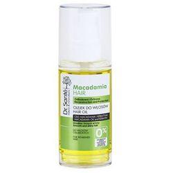 macadamia olejek włosy słabe, marki Dr. santé