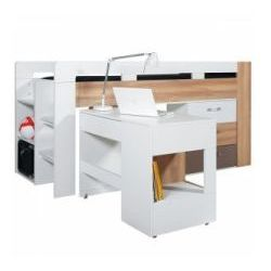 Łóżko z biurkiem blog bl19 l/p marki 18