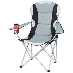 Krzesło wędkarskie czarno-szare, marki Malatec do zakupu w Mall.pl
