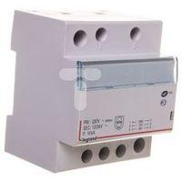 Legrand Transformator bezpieczeństwa modułowy tr316 230/12/24v 16va 413095
