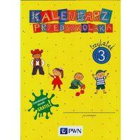 Kalendarz przedszkolaka 3 latek TECZKA (9788326222924)