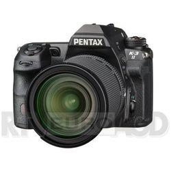 k-3 ii + 16-85 mm wr (czarny) - produkt w magazynie - szybka wysyłka!, marki Pentax