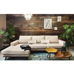 9design Sofa narożna lewostronna modena beżowa
