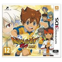 Nintendo 3DS Inazuma Eleven Go: Light