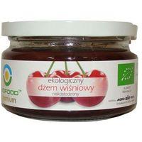 Dżem wiśniowy niskosłodzony 200 g, towar z kategorii: Dżemy i konfitury