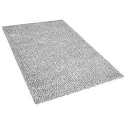 Dywan szary melanż 200 x 300 cm Shaggy DEMRE (4260580925582)