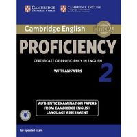 Cambridge English Proficiency 2. Podręcznik z Kluczem + Audio