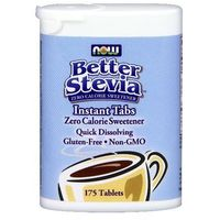 Now Foods Better Stevia Instant 175 tabletek (artykuł z kategorii Preparaty na poziom cukru)