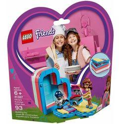 Lego 41387 pudełko przyjaźni olivii (olivia's summer heart box) klocki friends