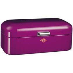 - pojemnik na pieczywo grand - fioletowy - fioletowy marki Wesco