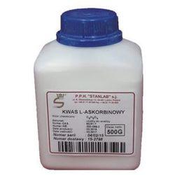 Kwas L-Askorbinowy 500g Witamina C lewoskrętna z kategorii Zdrowa żywność