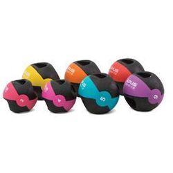 Piłka lekarska z uchwytem 3 kg - Apus Sport