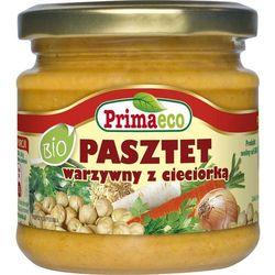 Primaeco: pasztet warzywny z cieciorką BIO - 170 g z kategorii Przetwory warzywne i owocowe