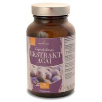 Tabletki Acai ekstrakt 15:1 400mg 90 tabletek