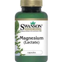 Mleczan magnezu 84mg 120kaps