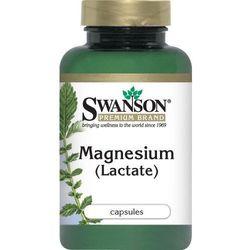Mleczan magnezu 84mg 120kaps (lek witaminy i minerały)
