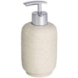 Dozownik do mydła w płynie, żelu goa neo - kolor beżowy, marki Wenko