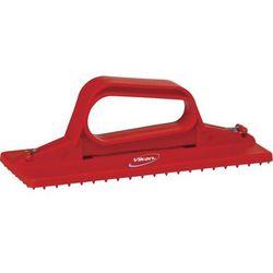 Uchwyt do pada, uchwyt ręczny do mycia, czerwony, 235 mm, VIKAN 55104