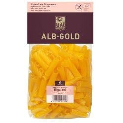 Makaron Ryżowo-Kukurydziany Rurki Bezglutenowy 250g - ALB-GOLD - EKO, towar z kategorii: Kasze, makarony, ry�