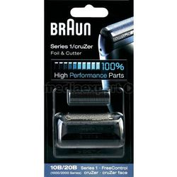 Folia i blok ostrzy do golarek BRAUN 10B z kategorii urządzenia i akcesoria kosmetyczne