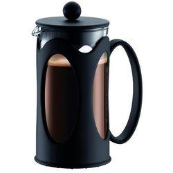 Zaparzacz do kawy kenya, 8 filiżanek, 1.00 l, czarny - 1,00 l marki Bodum
