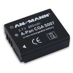 akumulator a-pan cga s007, marki Ansmann