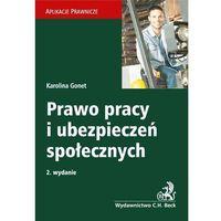 Prawo pracy i ubezpieczeń społecznych (ISBN 9788325544669)
