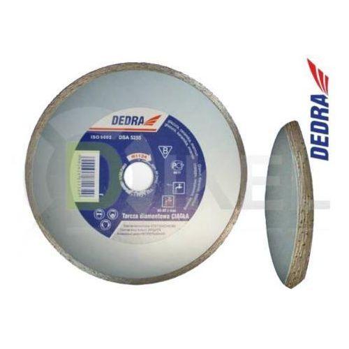 Tarcza diamentowa ciągła 125 mm DEDRA - produkt dostępny w Dikel