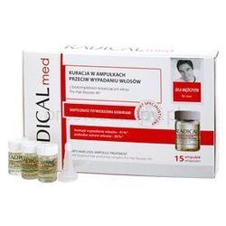 radical med anti hair loss serum naprawcze przeciw wypadaniu włosów dla mężczyzn + do każdego zamówienia upominek. od producenta Ideepharm